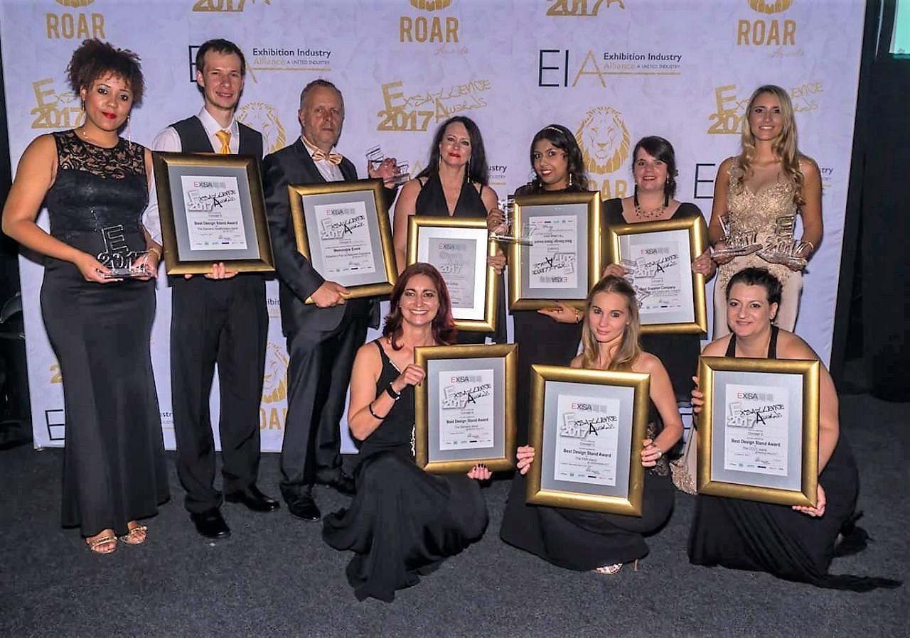 ConCeptG 2017 EXSA-LLENCE Awards