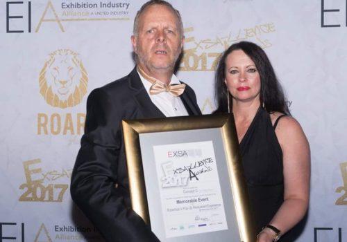 ConCept G 2017 EXSA-LLENCE Awards