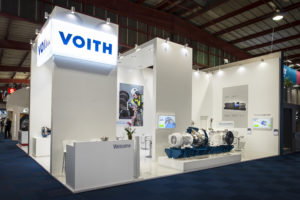 Voith at Electra-mining 2018